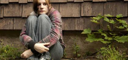 come superare depressione adolescenti bambini